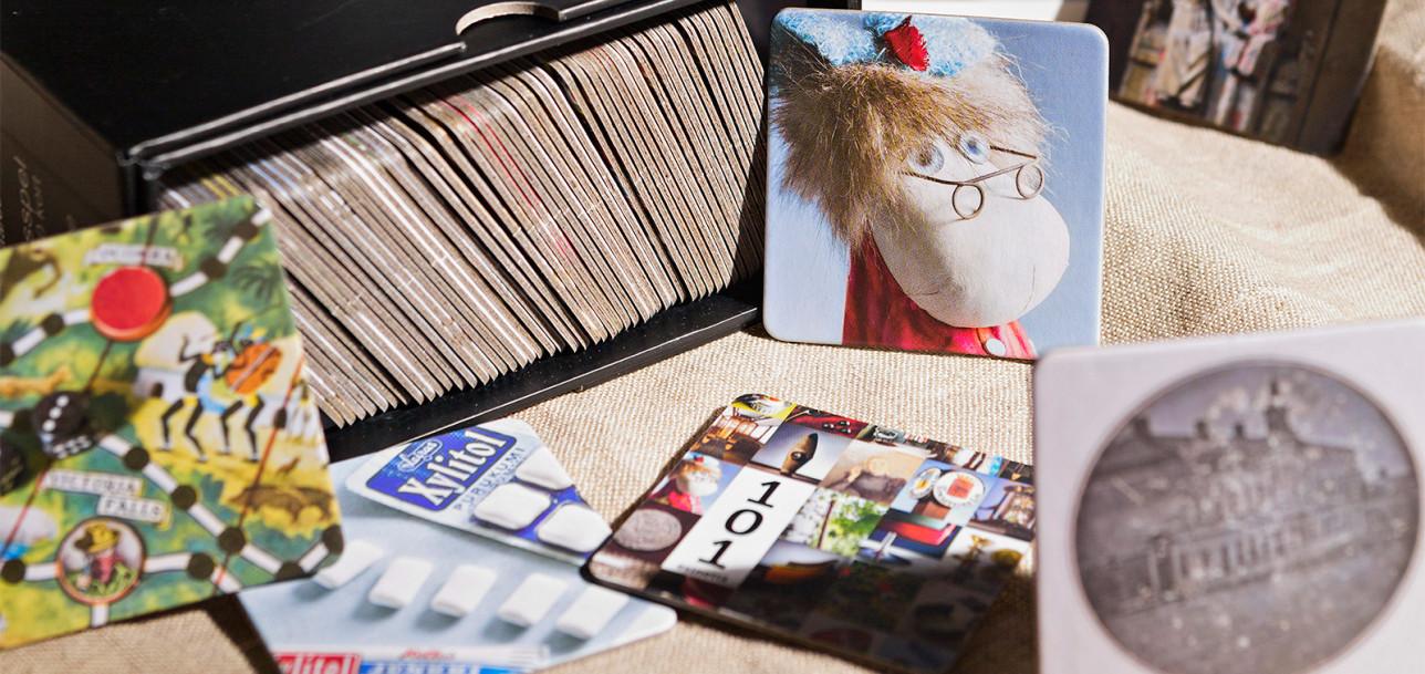 30 esinettä -muistipeli