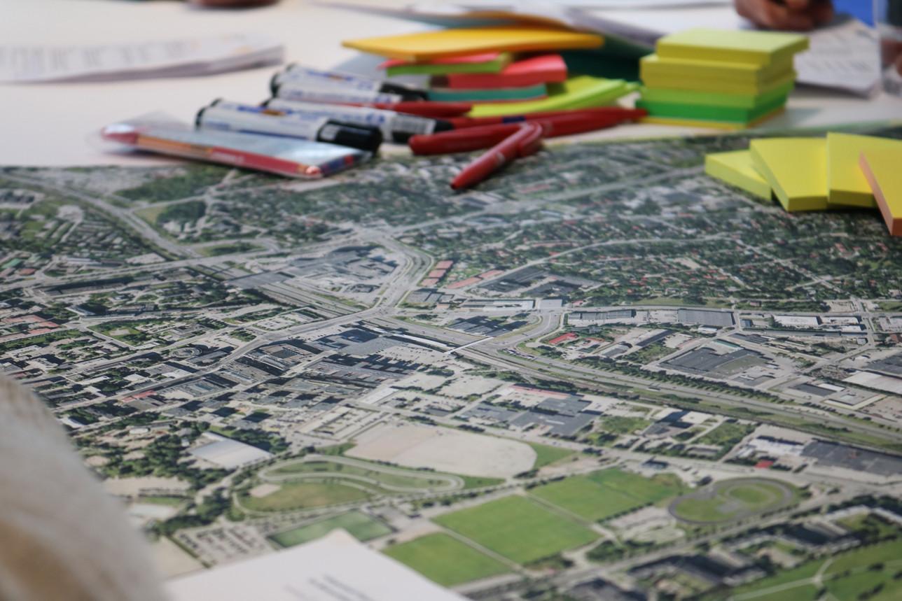 Baltic Urban Lab partner cities peer reviewing Turku