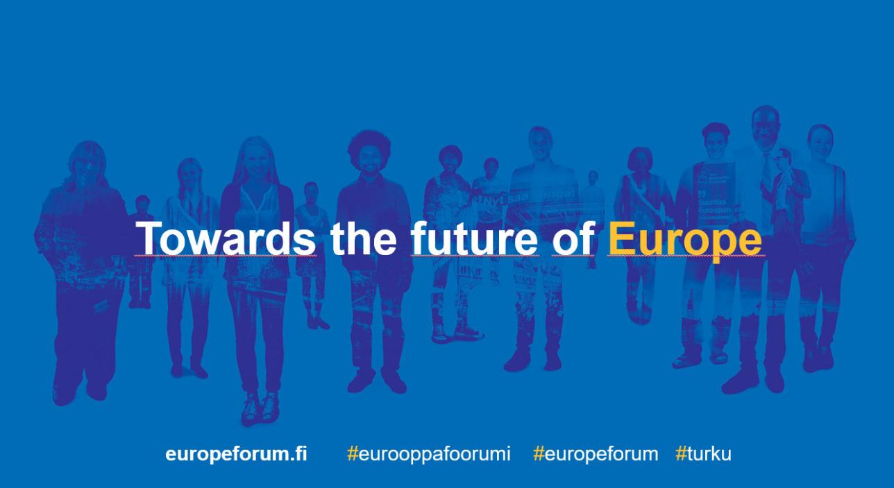 Towards the future of Europe