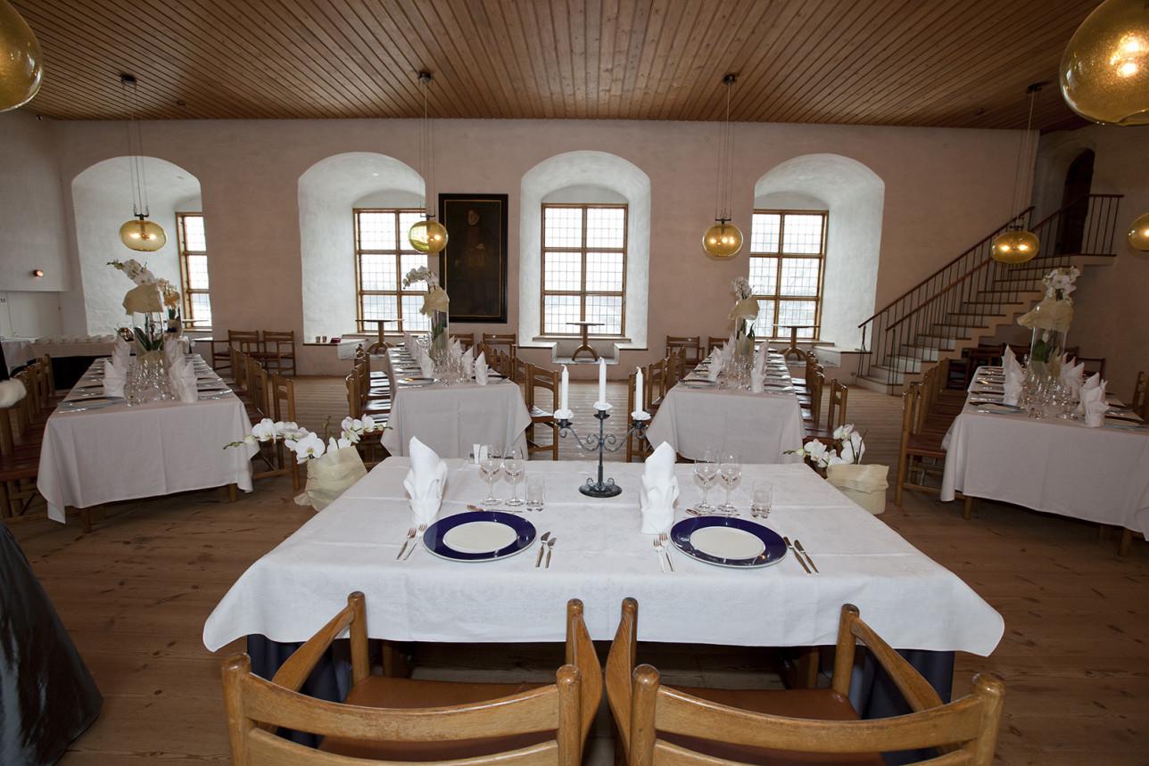Eteläinen sali, Turun linna