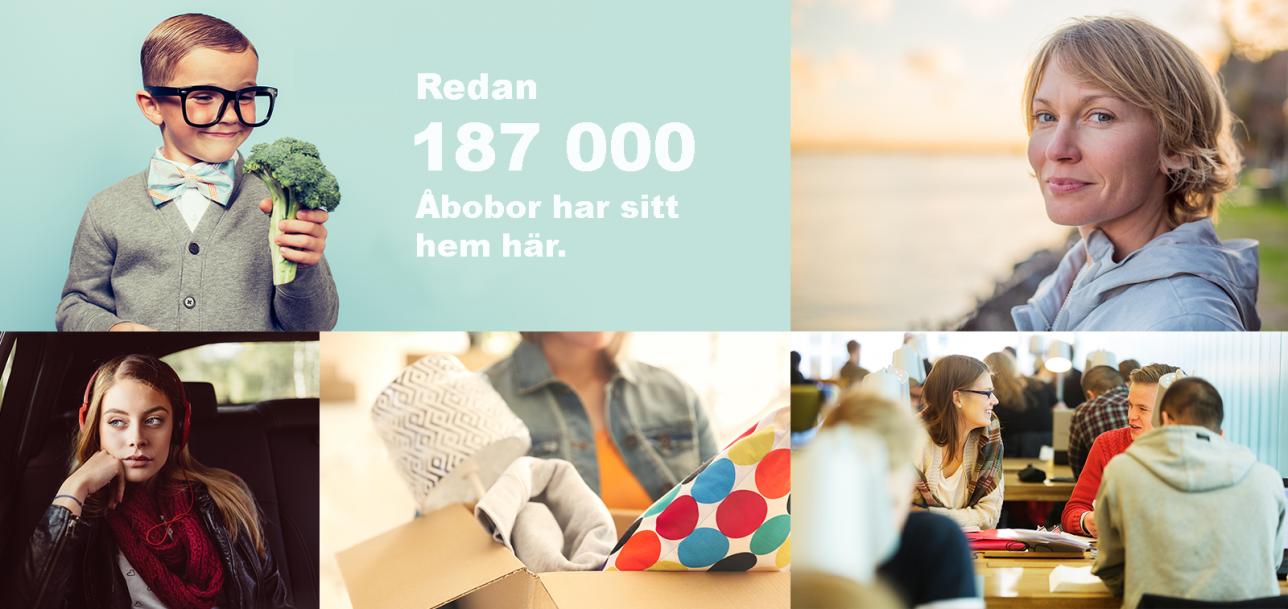 Redan 187000 Åbobor har sitt hem här.