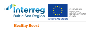 Healthy Boost -hankkeen logo