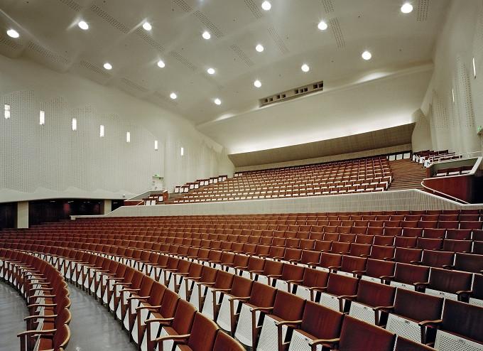 Konserttitalo sali