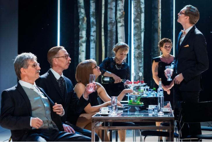 Turun kaupunginteatterin Niskavuoren nuori emäntä