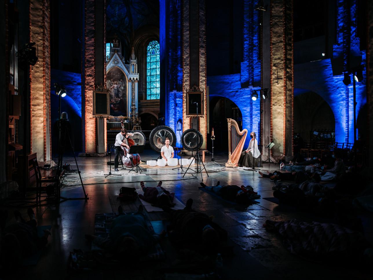 Sound Healing Concert 23.8. Tuomiokirkko