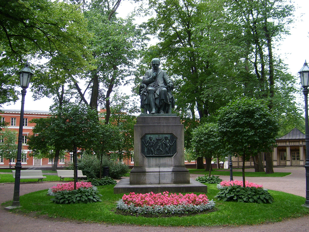 C. E. Sjöstrand: Porthan