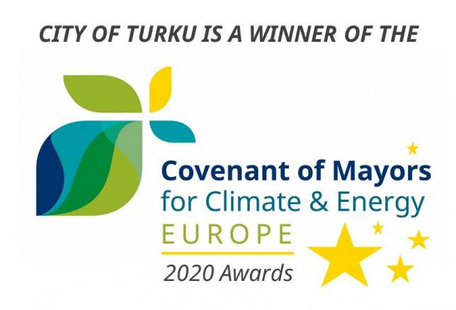 Covenant of Mayors -Turkulogo