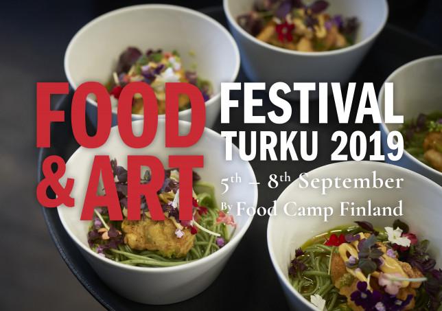Eat my Turku Food & Art