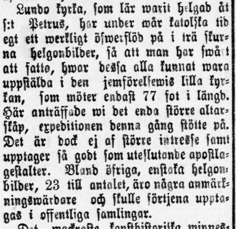 Huvudstadsbladet 15.09.1885