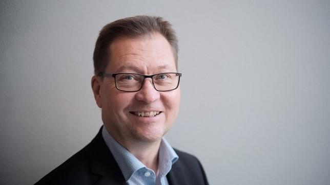 Kansainvälisten asioiden päällikkö Mika Akkanen