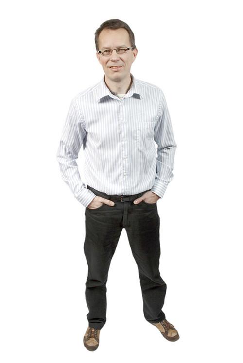 Markku Alahäme, Kehityspäällikkö, Turun Satama Oy
