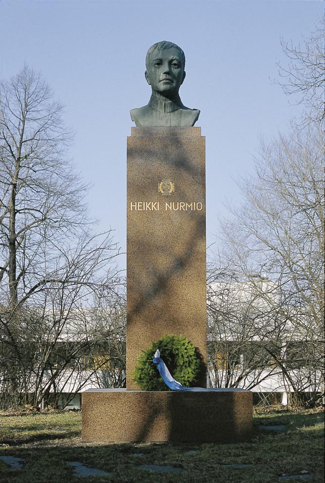 Kalervo Kallio: Heikki Nurmio