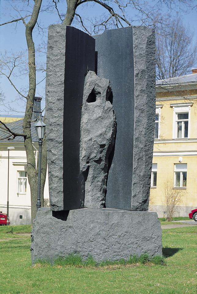 Harry Kivijärvi: A. I. Arwidssonin muistomerkki