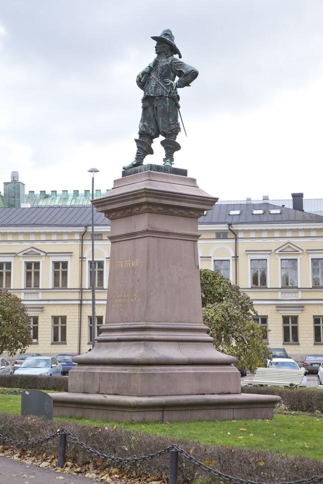 Walter Runeberg: Pietari Brahe