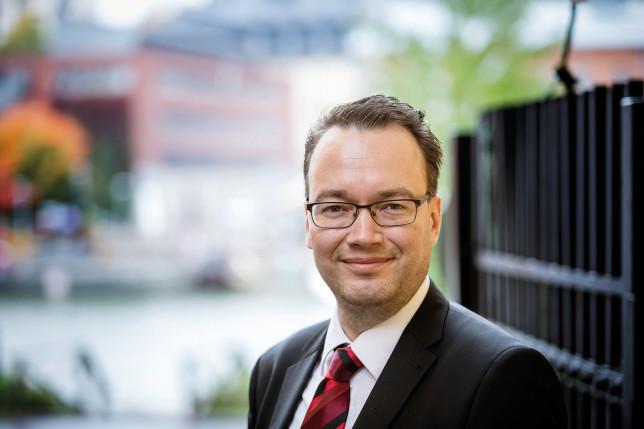 Turku Energian toimitusjohtaja Timo Honkanen