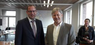 Aleksi Randell ja Reiner Gottschlich
