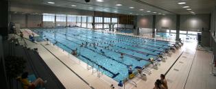 Impivaaran uimahallin allasosasto