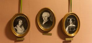 Joseph, Marie ja Beata Pipping. Kuva: Joonas Mäkivirta