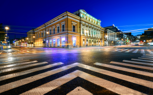 Yöllistä Turkua