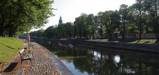 Aurajoenrantaa