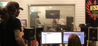 Auran Panimo, Turku Rock Academy, Bertenyi studio