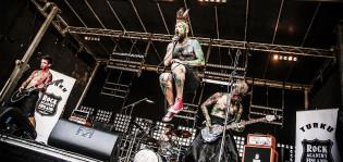 Awake again -yhtye Turku Rock Academysta Ruisrockissa