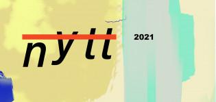 NYTT 2021 -näyttelyn kuvabanner. Teksti: nytt 2021