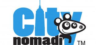 Citynomadi-sovelluksen logo