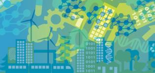 TechTurku Week 2021 -graafinen tunnuskuva