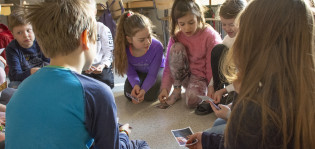 Puolalan koulun Earth Hour