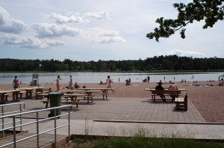 Ekvallan uimaranta