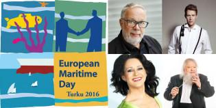 Euroopan meripäivä: merihenkinen hyväntekeväisyyskonsertti