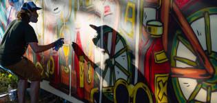graffitimaalausta-ruisrockiin