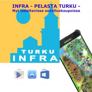 Pelasta Turku -mobiiliappi
