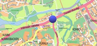 Liikennevalot helpottavat Jaanintieltä Hämeentielle kääntymistä