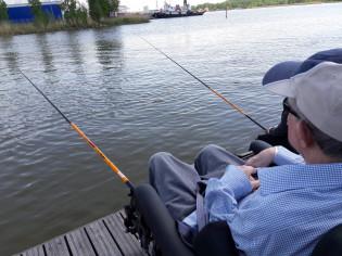 Kurjenmäkikodin kalareissu