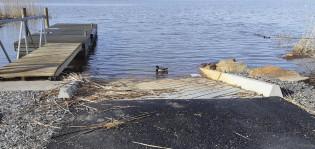 betonirampilta veneet turvallisesti vesille