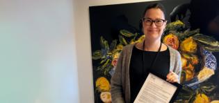 Kaupunginjohtaja Minna Arve ja Turun lupaus..