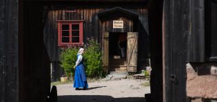 Luostarinmäki kesä