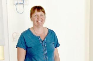 Lastenhoitaja Marianne Snällström