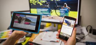 Turun kaupungin verkkosivut ovat käytettävissä tietokoneella, tabletilla ja mobiililaitteella.