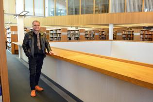 Turun kaupungin kulttuurituottaja Olli Hirvonen