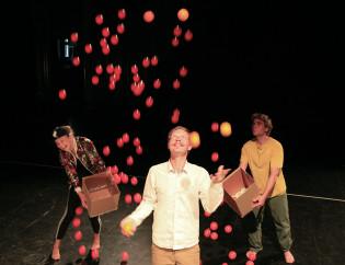 Seikkailupuiston teatteri: Onnellinen prinssi