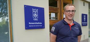 Lukiokoulutuksen uusi palvelualuejohtaja Jussi Paavola