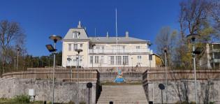 Päiväkoti Vilskeen edustalla vietetään Uittamon asukastilaisuus 15.5.