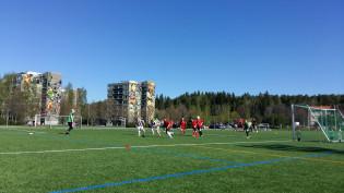 Pansion jalkapallokenttä