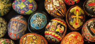 Luostarinmäki pääsiäinen