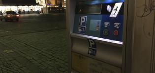 Pysäköintiautomaatti