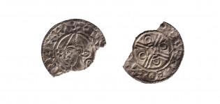 Kaksi arkeologista rahalöytöä