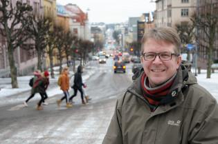 Kehittämispäällikkö Risto Veivo